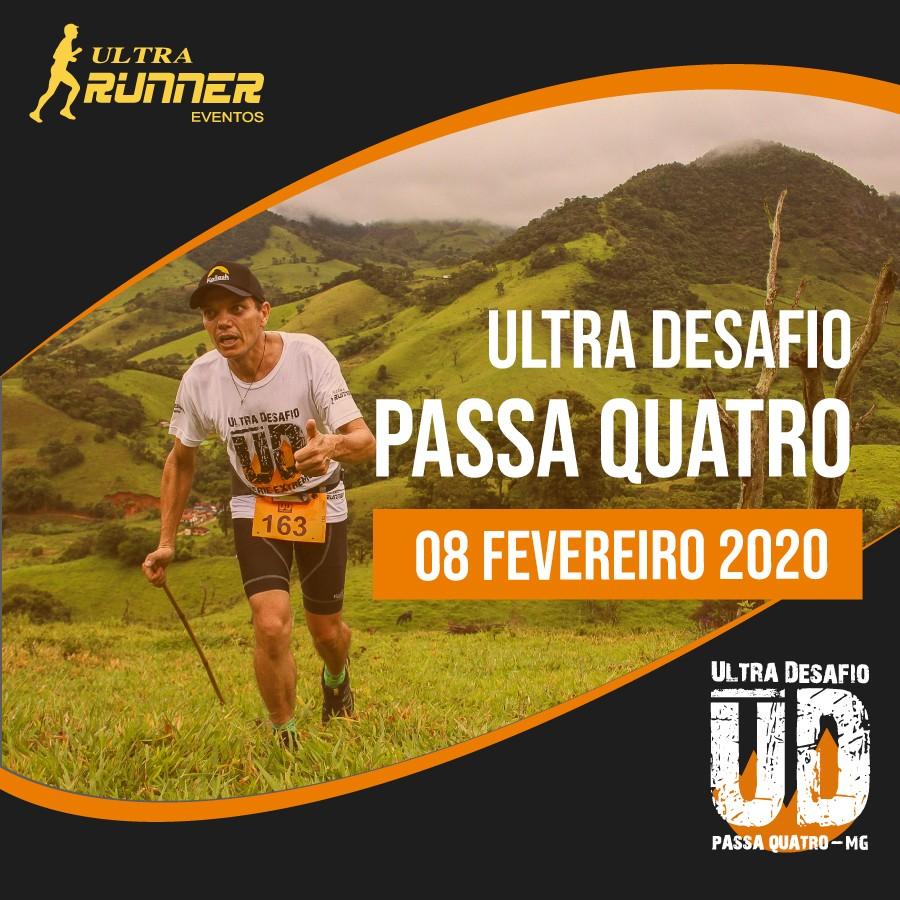 UD Ultra Desafio - Passa Quatro