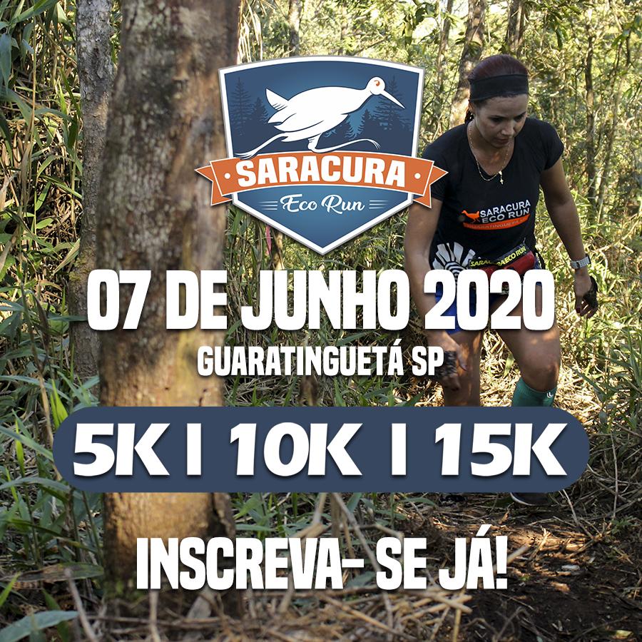 Saracura Eco Run - Guaratinguetá SP