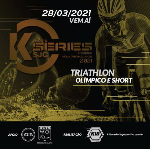 3º K-SERIES TRIATHLON OLIMPICO E SHORT