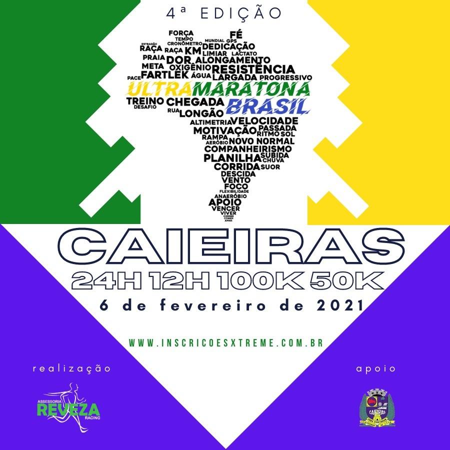 Ultramaratona Caieiras – 4ª edição