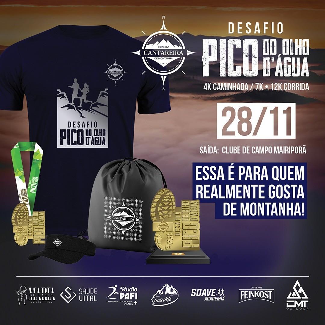 Pico Do Olho D'Agua